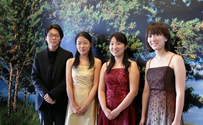 弦楽四重奏 Quartet SISLEY メディア出演
