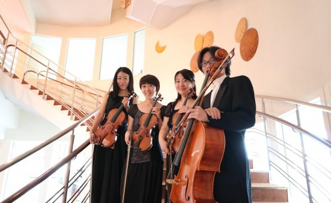 弦楽四重奏 Quartet SISLEYメンバー