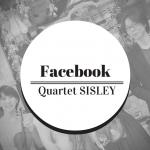 Quartet SISLEY 弦楽四重奏 Facebook page