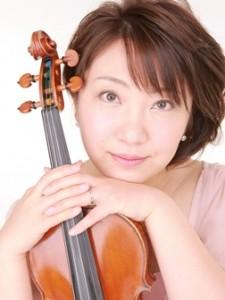 ヴァイオリン奏者桂川千秋
