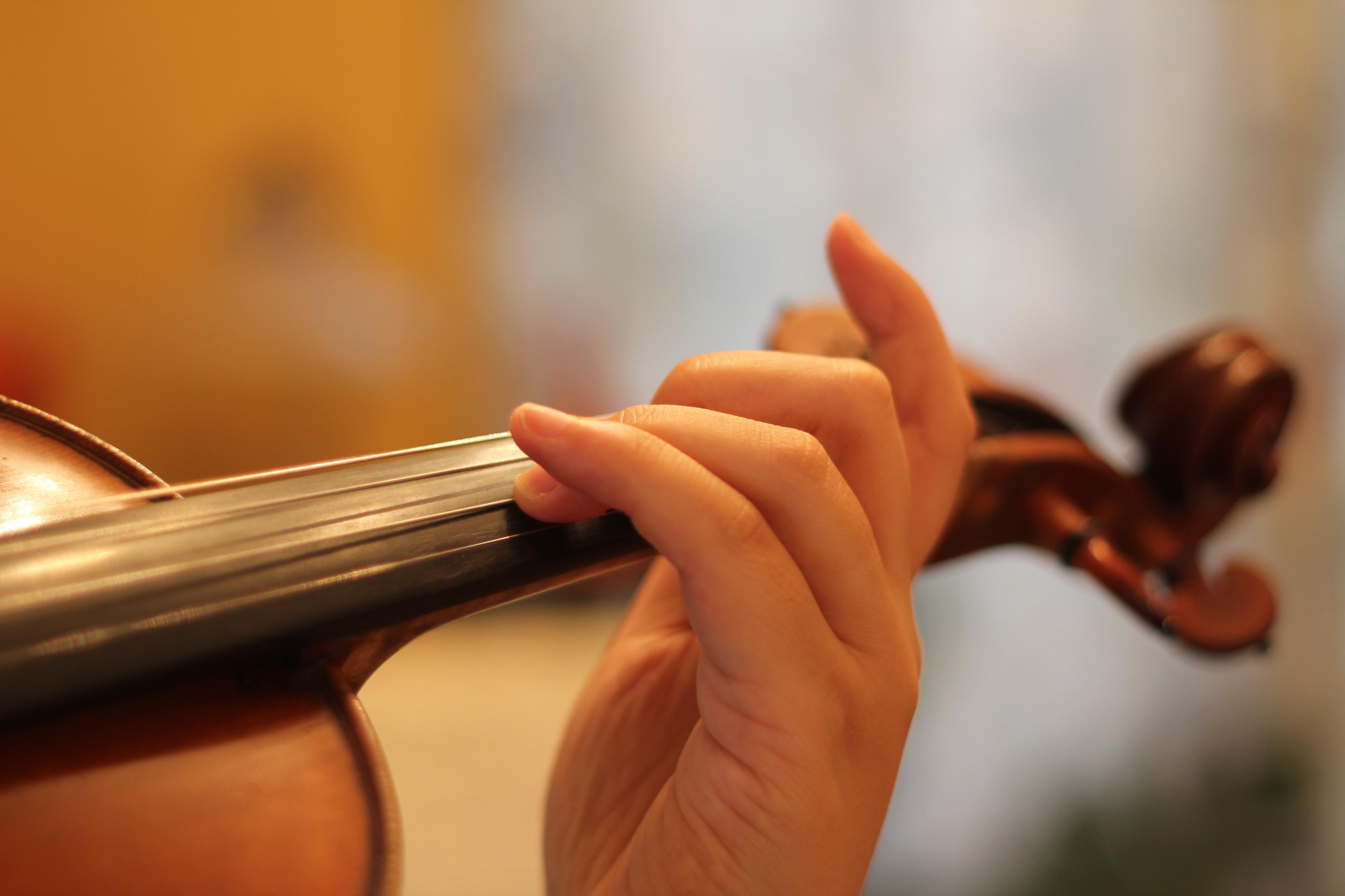 青葉区青葉台藤が丘のヴァイオリン教室DolcheMilleのレッスンイメージ
